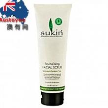 【澳洲直邮】Sukin 苏芊纯天然活化面部磨砂膏125ml