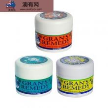 【澳洲直邮】 Gran's Remedy鞋子除臭剂臭脚粉50g