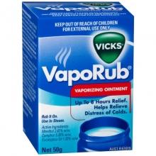 【澳洲直邮】Vicks 通鼻膏 成人用50g