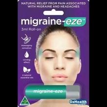 【澳洲直邮】OzHealth migraine-eze 头痛棒