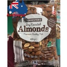 【超市代购】Forresters  almonds 杏仁坚果 400g