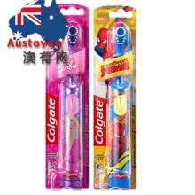 【超市代购】Colgate 高露洁电动牙刷 儿童牙刷 防蛀牙