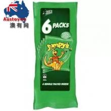 【超市代购】澳洲Jumpys袋鼠饼干鸡汁口味 100g