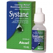 【超市代购】Alcon Systane润滑眼液15ml