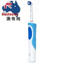 【超市代购】德国博朗欧乐Oral B 悦享型D12.523电动牙刷 可充电 含2刷头