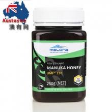 【澳洲直邮】特价促销 Melora麦卢卡蜂蜜UMF 15 + 250g