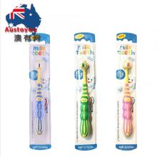 【超市代购】澳洲Macleans三个阶段软毛儿童牙刷