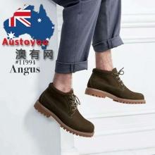 【预订款】EVER UGG 11994 男士马丁靴工装靴男鞋 包邮