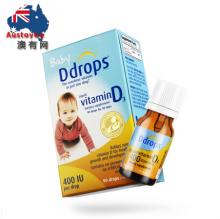 【澳有三仓】美版Ddrops维生素D3补充滴剂  0岁以上 2.5ml 90滴 人民币99元包邮;3个起95元/个