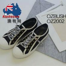 【国内现货】OZBUSH OZ2002 明星同款小黑鞋 3.5cm厚底 包邮 代理价请咨询客服