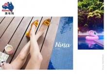【澳洲直邮包邮】EVER UGG 11894  新款时尚尖头方扣粗跟女鞋