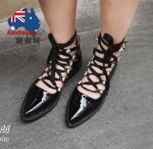 【澳洲直邮包邮】Everugg 21900 漆皮罗马鞋
