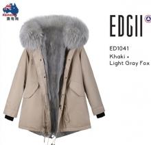 【国内发货】 EDGII UGG 卡其+中性灰 ED1041(代理价请咨询客服)