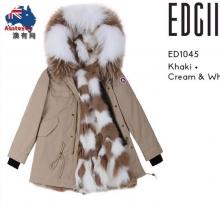 【国内现货】EDGII UGG 卡其+奶油黄 ED1045 (代理价请咨询客服)