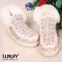 【国内发货】花妮格子系列雪地靴 LUX159C 480RMB