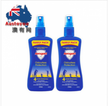 【澳有三仓】Aerogard 儿童喷雾型防蚊水驱蚊液 250ml 56元一瓶包邮,三个起50元包邮