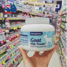 【澳洲直邮】Maxigenes美可卓山羊高钙奶粉 400g