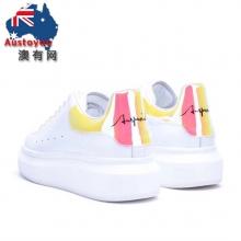 【国内发货】AUSPECIAL 炫彩版小白鞋 AU3022