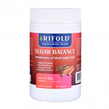 【澳洲直邮】Rifold血糖平衡片 调节血糖降低胆固醇 90粒