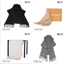 【澳洲直邮】DW401 黑色围巾