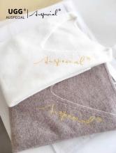 【国内发货】auspecial AU2981 羊绒衫 199包邮 均码  90-140斤可穿