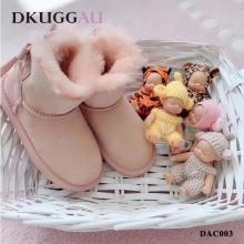 【国内发货】DAC003灯芯绒经典蝴蝶结儿童雪地靴  团购价:189  代理价:  199