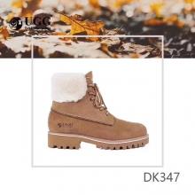 【国内发货】DK347复古冬季马丁靴 团购价:349  代理价:359