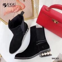 【国内发货】DK353珍珠款脚踝靴 团购价:359  代理价:369