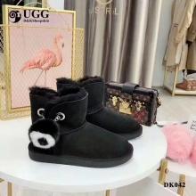 【国内发货】DK042甜美毛球雪地靴  团购价:329  代理价: 339