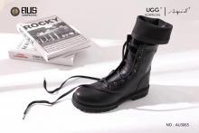【国内发货】AU3065 时尚战靴 团购价:318  代理价:328
