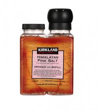 【澳洲直邮】Kirkland 喜马拉雅粉盐 737g 2个装