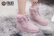 【国内发货】AU3072 时尚暖靴