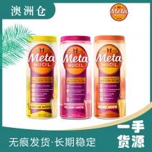 【澳洲直邮】花少3同款进口Metamucil美达施膳食纤维粉673g