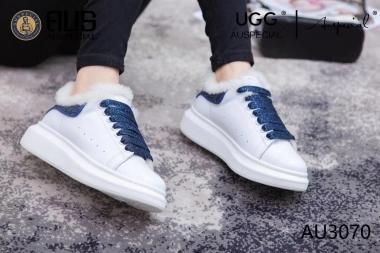 【国内发货】AU3070 AUS小白鞋冬款