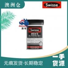 【澳洲直邮】 Swisse 男士50岁以上复合维生素 60片