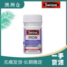 【澳洲直邮】Swisse 铁片  营养片 30粒