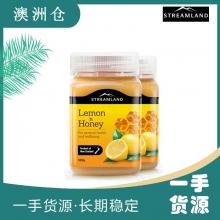 【澳洲直邮】Streamland 柠檬蜂蜜500g
