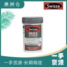 【澳洲直邮】 Swisse 男士复合维生素 60片