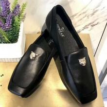 【国内发货】OZWEAR UGG  OZ006 春夏款 复古方头小单鞋
