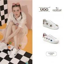 【国内发货】OZWEAR UGG  OZ004 春夏款 小白鞋