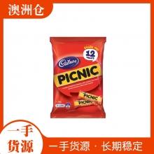 【超市代购】吉百利picnic分享装180g