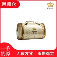 预订款【澳洲直邮】Crown 皇冠羊毛被Single size(140cm*210cm    密度500g      约重2000克