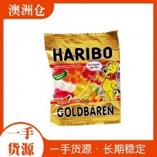 【超市代购】德国Aldi HARIBO小熊水果软糖 300g