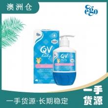 【澳洲直邮】QV 桃子虎 0感水润乳250g