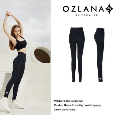 【国内发货】AU209002 高腰瘦腿裤