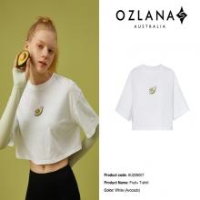 【国内发货】AU209007 水果T恤