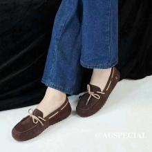 【国内发货】AU3079 豆豆鞋