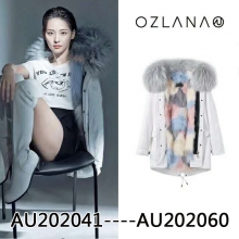 【国内发货】OZLANA 皮草 AU202041----AU202060